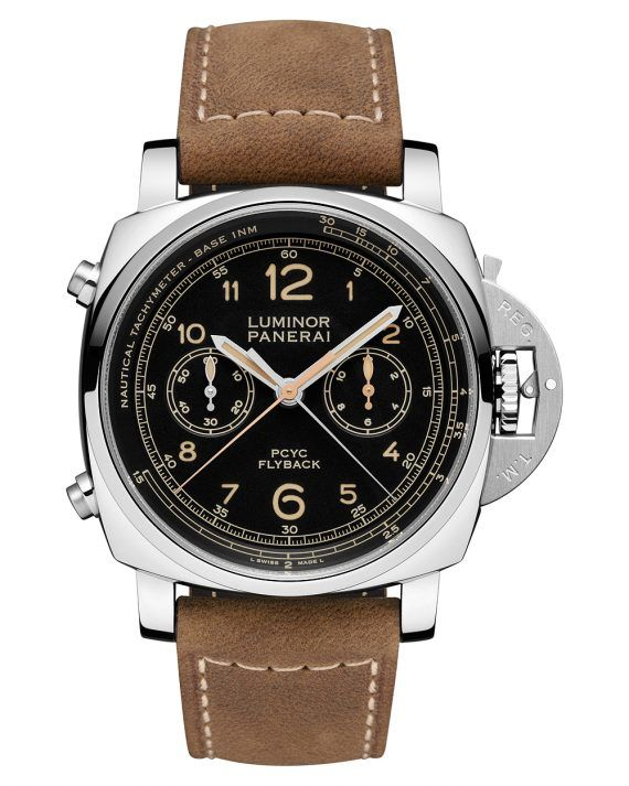 Panerai Luminor 1950 PCYC Chrono Flyback - Front