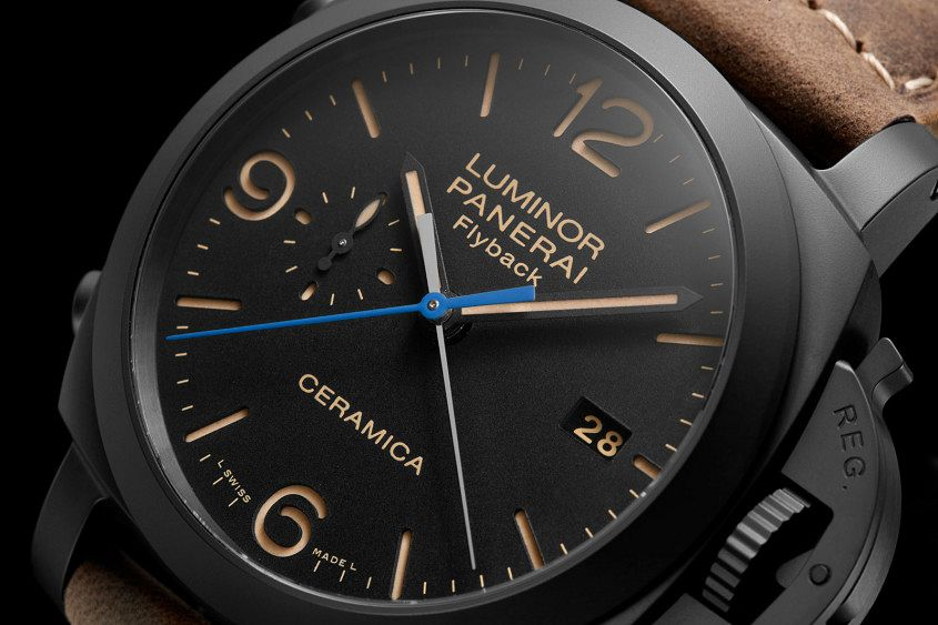 Panerai Luminor 1950 3 Days Chrono Flyback Automatic Ceramica-2