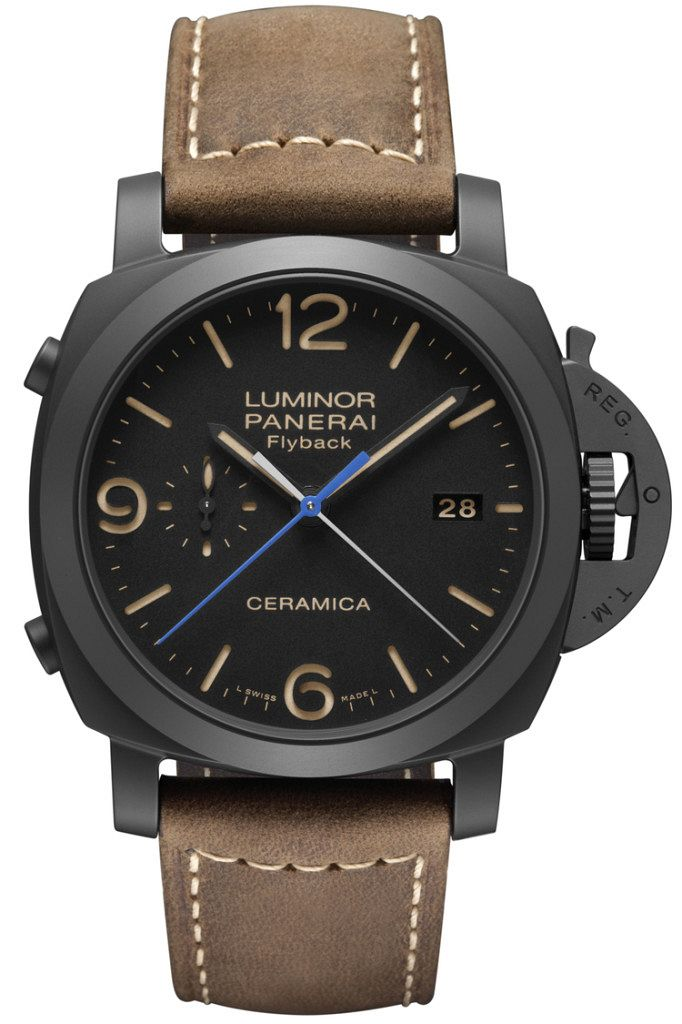 Panerai Luminor 1950 3 Days Chrono Flyback Automatic Ceramica-1