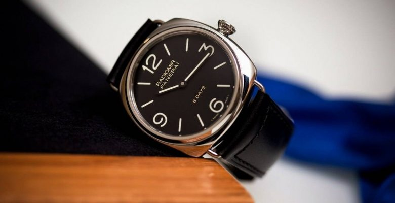 497cbbb3e88d US Panerai Radiomir Black Seal 8 Days Acciaio - 45mm PAM00610 Perfect Clone  - Best Panerai Replica With Swiss Movment