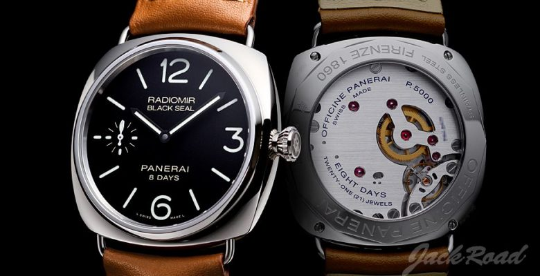 927e8ad91a3d Best Panerai Radiomir Black Seal 8 Days Acciaio - 45mm PAM00609 1 1 Replica  - Best Panerai Replica With Swiss Movment