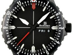 Damasko DA44 Watch Watch Releases