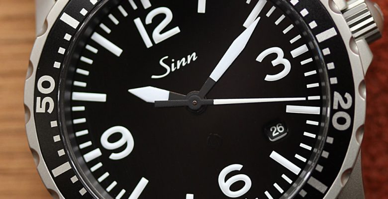 A Quick Overview Of Sinn Watches Feature Articles