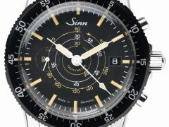 Sinn Chronograph Tachymeter Limited Edition Watch Watch Releases