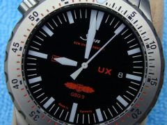 Dangerously Deep Dwelling Sinn UX Diving Watch Available Watch Releases