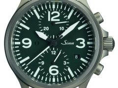 Sinn & Paul Parey Limited Edition Hunting Watch Watch Releases