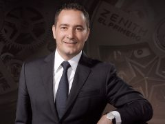 Julien Tornare Named New CEO Of Zenith Watches Watch Industry News