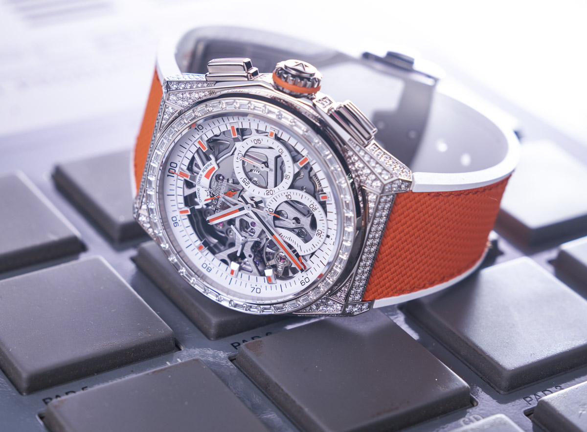 Interview With Swizz Beatz & His New Zenith watches used Replica Defy El Primero 21 Limited Edition Watch ABTW Interviews