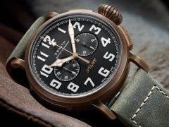 Zenith Heritage Pilot Extra Special Chronograph Watch Watch Releases