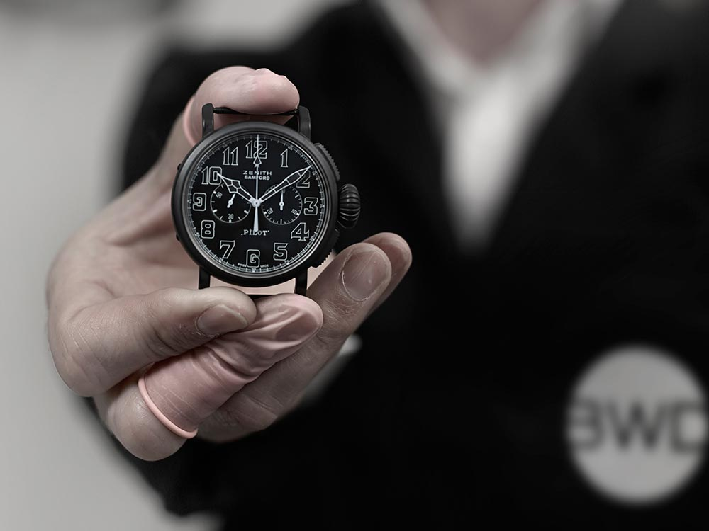 Zenith Watches Officially Customized By Bamford Watch Department Watch Releases