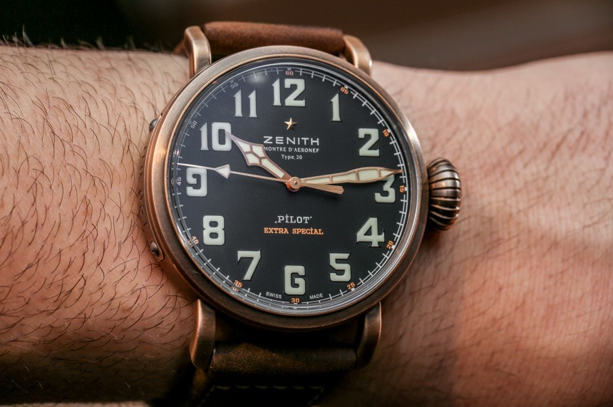 zenith watch review