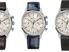 Zenith Chronomaster Heritage Limited Edition By Timeless Luxury Watches Watch Releases