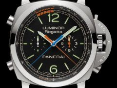 Panerai Luminor 1950 Regatta 3 Days Chrono Flyback Automatic Titanio Watch Watch Releases